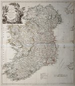 Kitchin's large map in 1st state